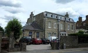 The £38,000-a-year Sevenoaks school.