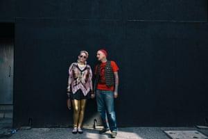 Alex and Zoe Binnie, Tattoo Street Style by Alice Snape