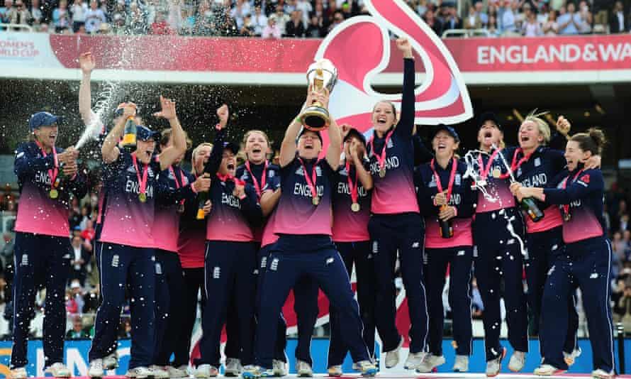 England, Women's World Cup
