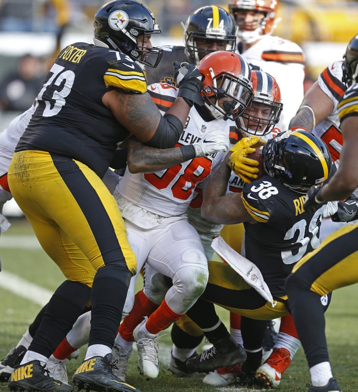 NFL: Patriots seal AFC's top seed, Browns finish 0-16 and more - as ...