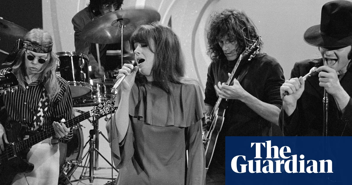 Grace Slick and Jack Casady of Jefferson Airplane: how we made White Rabbit