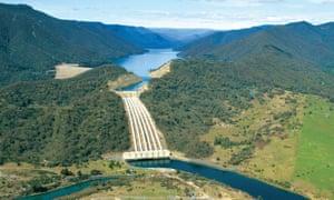Snowy Mountains hydro-electric scheme