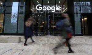 The Google offices in London