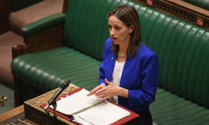 Local Tory MPs were said to have 'piled into' Helen Whately.