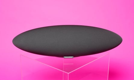 The best app: the Zeppelin from Bowers & Wilkins.