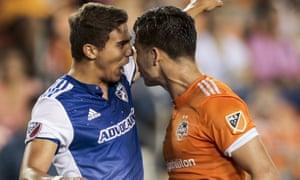 Aaron Guillen and Erick Torres discuss Friday's events