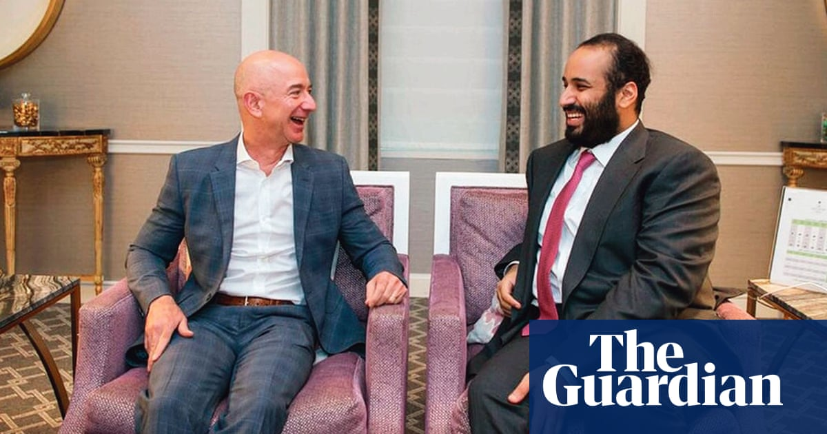 https://www.theguardian.com/technology/2020/jan/21/amazon-boss-jeff-bezoss-phone-hacked-by-saudi-crown-prince