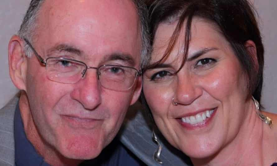 Kathleen Matz (right), a liberal, found the 'misogyny' on sites like Breitbart 'hurtful'.