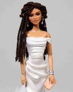 The Zendaya Coleman doll.