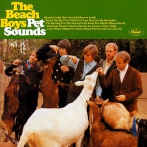 Pet Sounds album cover
