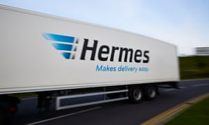 """A spokeswoman for the delivery company Hermes said: """"We are confident in the legality of our self-employed courier model and we will cooperate fully with any investigation."""""""