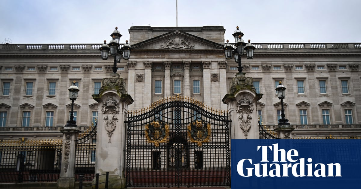 Buckingham Palace aims to improve diversity of its staff