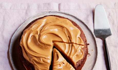Tamal Ray's recipe for butterscotch layer cake