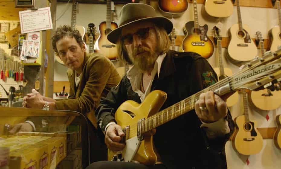 Jakob Dylan interviews the late Tom Petty for the forthcoming documentary Echo in the Canyon.