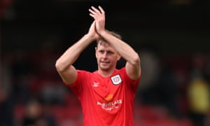Chris Porter scored a second-half penalty as Crewe beat Accrington in an FA Cup tie that ended in farce.