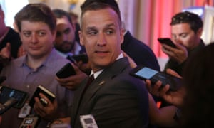 Corey Lewandowski once brought an unloaded gun into a House of Representatives building on Capitol Hill and claimed it was a mistake.