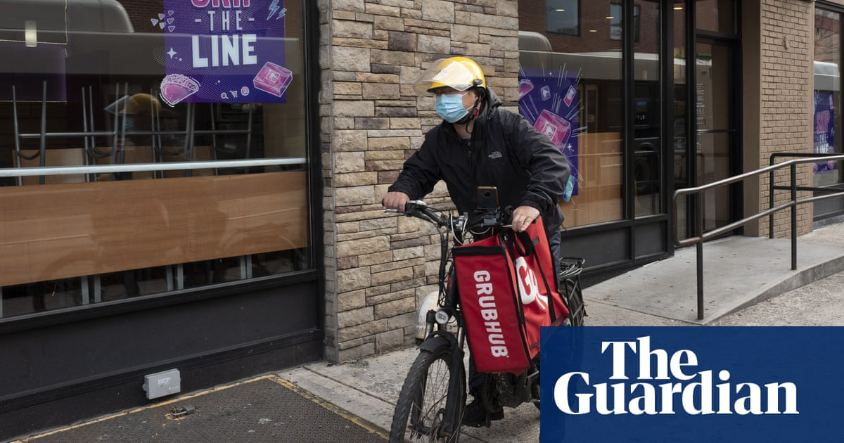 New York City delivery workers win rights to better tips, bathrooms and more