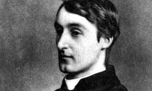 Gerard Manley Hopkins in1888.