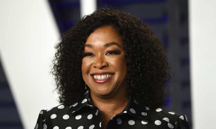 Shonda Rhimes is making the move from TV to podcasts.