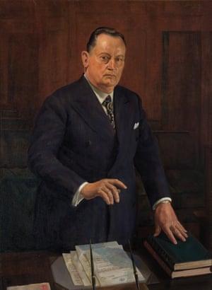 The Rt Hon. Francis Michael Forde, 1947.Joshua Smith (1905–1995)