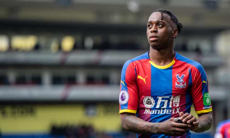Aaron Wan-Bissaka enoyed an excellent first full senior season at Crystal Palace and is now wanted by Manchester United