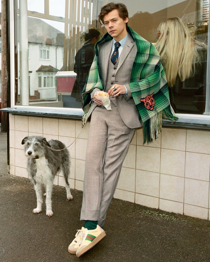 Gucci And Chips The St Albans Fish Shop That S Set To Become A Harry Styles Pilgrimage Site Fashion The Guardian