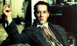 Princely performance … Richard E Grant as Withnail in Bruce Robinson's 1987 film Withnail and I.