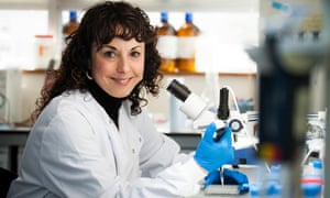 Prof Sarah Tabrizi, director of University College London's Huntington's Disease Centre who led the trial.