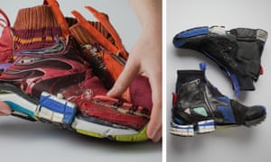 """Helen Kirkham: """"both sneakersheads and art collectors have purchased my pieces."""""""