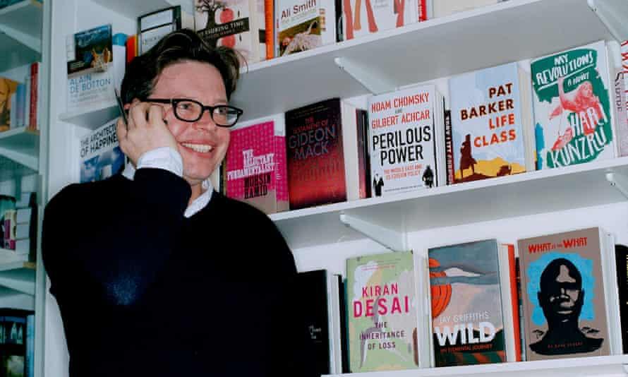 Simon Prosser, publisher