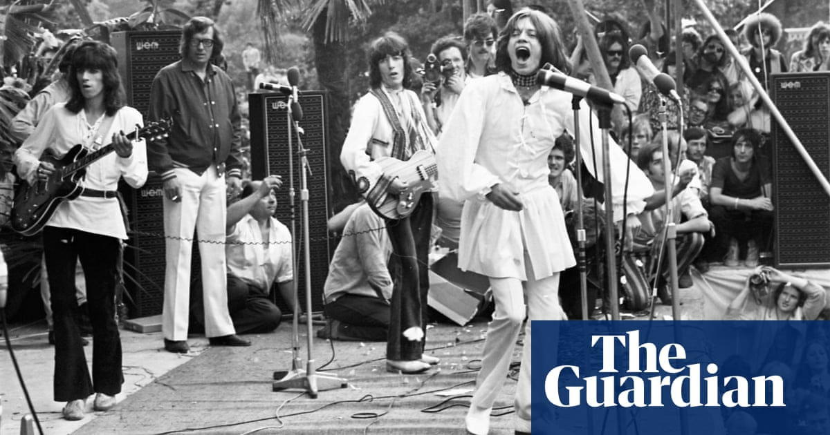 Mystery of Rolling Stones tracks posted briefly on YouTube