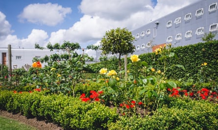 Gardens at HMP Parc