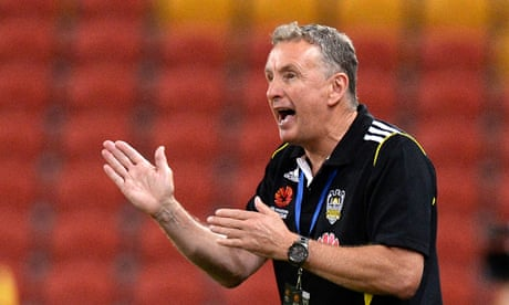 Newcastle Jets turn to experienced Ernie Merrick to fill vacant coach post