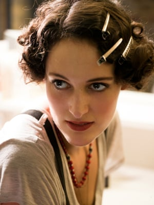 Phoebe Waller-Bridge, Rope, The Almeida 2009 Read our review