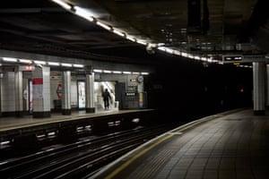 Monument underground station