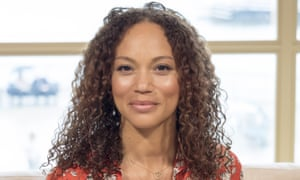 Angela Griffin: 'I am not bothered about looking as if I've just walked out of a magazine'