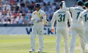 Ashes 2019: England skittled for 67 v Australia, third Test