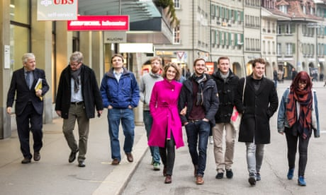 Change the narrative: how a Swiss group is beating rightwing populists
