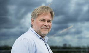 Eugene Kaspersky, Russian antivirus programs developer and chief executive of Russia's Kaspersky Lab, poses for a photo on a balcony at his company's headquarters in Moscow, Russia.