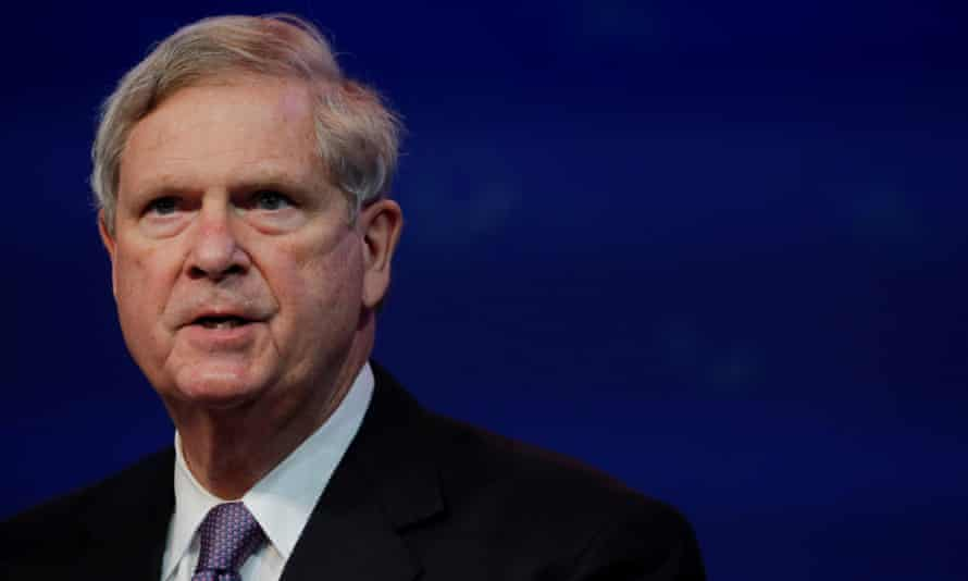Tom Vilsack was appointed to be secretary of agriculture for a second term.