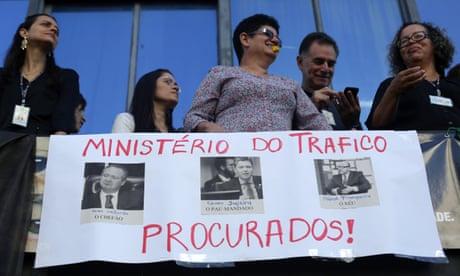 Lava Jato: Brazilian anti-corruption minister quits over secret recording