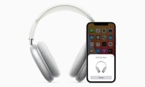 AirPods Max adalah headphone nirkabel baru Apple dengan harga tinggi