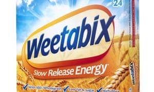 Weetabix box