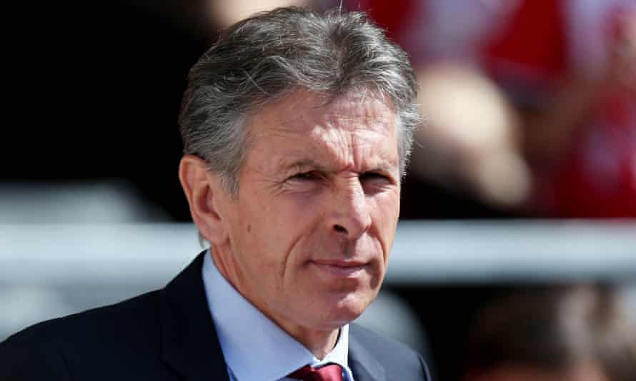 Claude Puel has lost his job as Southampton manager having replaced Ronald Koeman at St Mary's last summer.