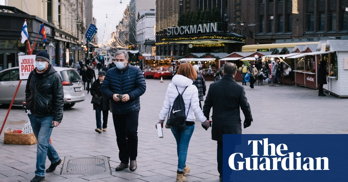 Mayor suggests Helsinki declare itself an English-language city