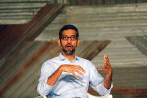 Sundar Pichai, Google's chief executive, said Damore's memo violated the company's code of conduct.