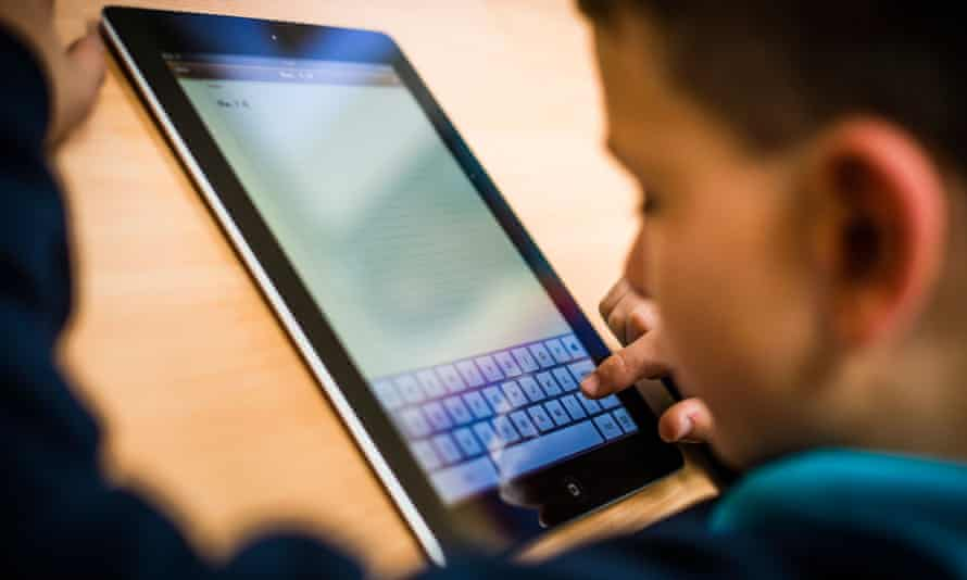 Tablet computers in the classroom: not such a good thing for child development?