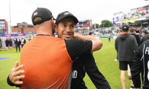 Ross Taylor says New Zealand's defeat in 2015 could prove telling.