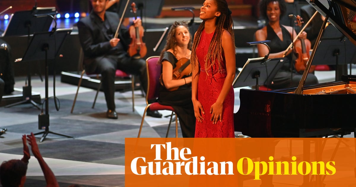The Guardian view on the Proms: British artists to the rescue