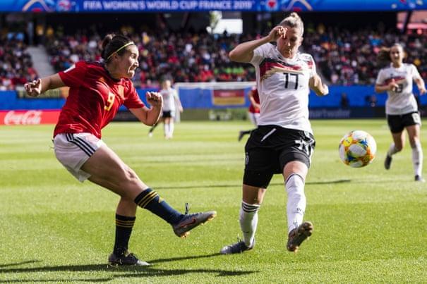 Germany 1-0 Spain: Women's World Cup 2019 – as it happened